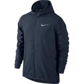 Nike Essential Hooded Running Jacket Men thunder blue